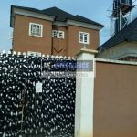 Block of 6 flats newly built at Ifite-Awka 2