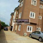 016. Block of 6 flats newly built at Ifite-Awka 3