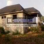 015. SIX-ROOM MASTERS UNCOMPLETED DUPLEX at NGOZIKA ESTATE AWKA, 3