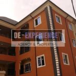 STANDARD ONE-BEDROOM FLAT TO LET at Ifite 1