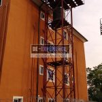 029. STANDARD ONE-BEDROOM FLAT TO LET at Ifite 3