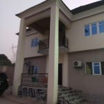 4 BEDROOM FLAT & STANDARD 1 ROOM SELF CONTAINED ROOM AVAILABLE@ NGOZIKA ESTATE. 1