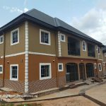 050. [TO-LET] GOVT. HOUSE AXIS. - STANDARD 2 BEDROOM FLAT MINI ESTATE 4