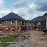 050. [TO-LET] GOVT. HOUSE AXIS. - STANDARD 2 BEDROOM FLAT MINI ESTATE 3