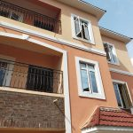 057. [FOR RENT]STATE OF THE ART 3BEDROOM FLATS @ AWKA 11
