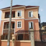 057. [FOR RENT]STATE OF THE ART 3BEDROOM FLATS @ AWKA 18