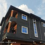 090. ONE BEDROOM FLAT LOCATED AT IFITE AWKA 4