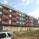 STANDARD 2 BEDROOM FLAT AT COMMISSIONERS QUARTERS IFITE 4